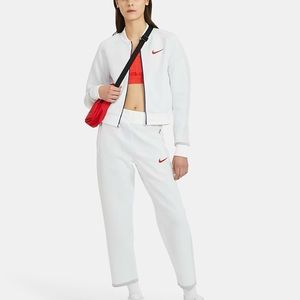 NEW Nike Sportswear Womens Pant White XL
